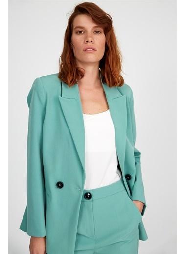 Setre Takım Elbise Yeşil